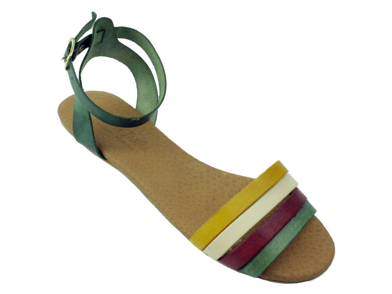 Sandale din piele naturala Zoe D114